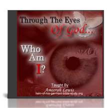 Through the Eyes of God Audio Bible Study